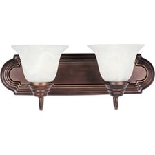 Essentials ES 2 Light Bath Vanity Light