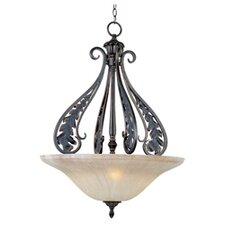 Bordeaux 3 Light Pendant