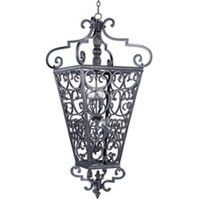 Southern 8 Light Foyer Pendant