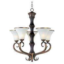 Suave 5 Light Chandelier
