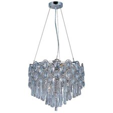 <strong>Maxim Lighting</strong> Jewel 12 Light Drum Pendant
