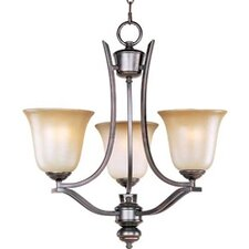 Madera 3 Light Chandelier