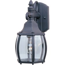 Crown Hill 1 Light Outdoor Wall Sconce