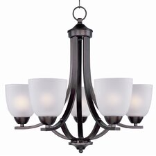 Axis 5 Light Chandelier