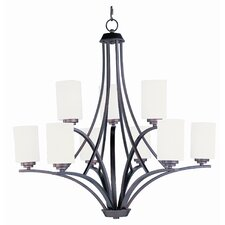Deven 9 Light Chandelier