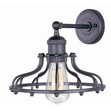 <strong>Maxim Lighting</strong> Mini Hi-Bay 1 Light Wall Sconce