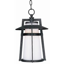Calistoga 1 Light Outdoor Hanging Lantern