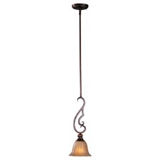 Dresden 1 Light Mini Pendant