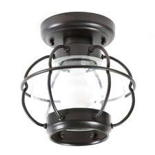 Lutzburg 1 - Light Outdoor Ceiling Mount