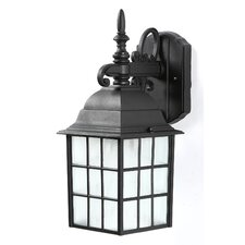 North Church Small Outdoor Wall Lantern