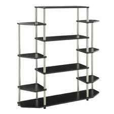 "Designs 2 Go Wall Unit 51.13"" Bookcase"