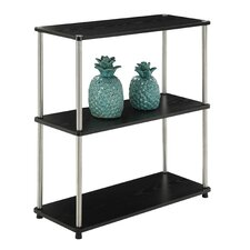 "<strong>Convenience Concepts</strong> 33.63"" Bookcase"