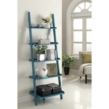 "French Country Ladder 72"" Bookcase"