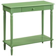 French Country Console Table II