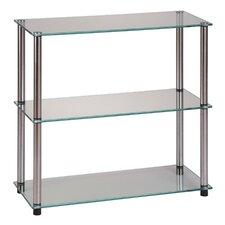 """Classic Glass 26.5"""" Bookcase"""