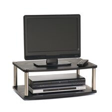 Double TV/Monitor Swivel Board