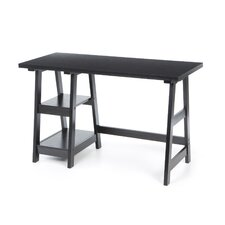 Trestle Writing Desk
