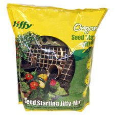 Jiffy-Mix® Organic Seed Starting Soil 16 Quart