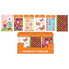 Journal Assorted Hardback Notebook