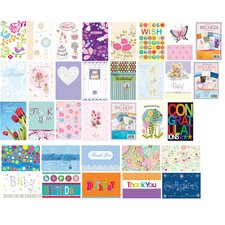 Assorted 10 Count Occasion Greeting Card