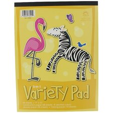 3-In-1 Variety Pad