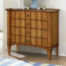 Hidden Treasures Claire 4 Drawer Chest