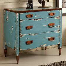 Hidden Treasures 3 Drawer Chest