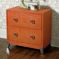 <strong>Hammary</strong> Hidden Treasures 2 Drawer Chest