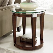 <strong>Hammary</strong> Solitaire End Table