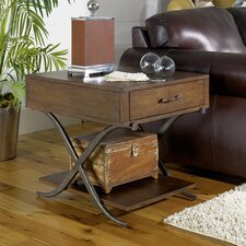 Crosswinds Chairside Table