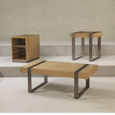 Flatiron Coffee Table Set