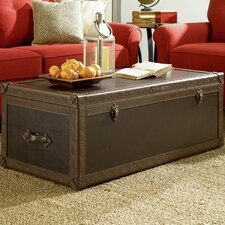 <strong>Hammary</strong> Hidden Treasures Coffee Table Trunk