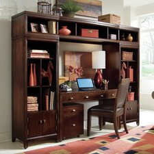 Tribecca Standard Desk Office Suite