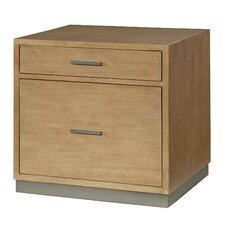 Flatiron 2-Drawer Filing Cabinet