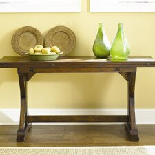 <strong>Hammary</strong> Hidden Treasures Console Table