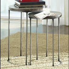 <strong>Hammary</strong> Hidden Treasures 2 Piece Nesting Tables