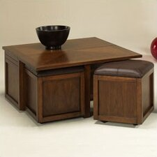 <strong>Hammary</strong> Nuance Coffee Table Set with Lift-Top