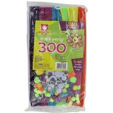 Smart Parts Big Pack (300 Count) (Set of 3)