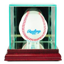 Single Baseball Display Case