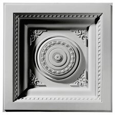 "<strong>Ekena Millwork</strong> Royal  24"" x 24"" Ceiling Tile"
