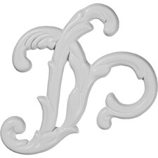 "<strong>Ekena Millwork</strong> Odessa 7 3/4"" H x 2 3/4"" W Scroll Onlay Right"