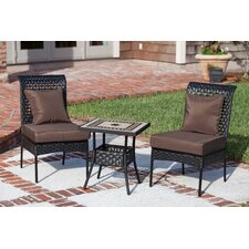 Sonoran 3 Piece Dining Set