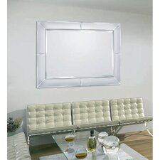"<strong>Erias Home Designs</strong> Hammersmith 31"" x 43"" Mirror"