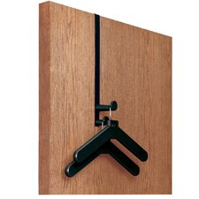Over Door Coat Hook with 2 Hangers