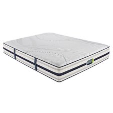 "Beautyrest Recharge Hybrid 12"" Memory Foam Valley Plush Mattress"