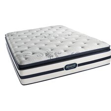 BeautyRest Recharge Lumberton Plush Pillow Top Mattress