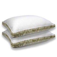 <strong>Simmons</strong> 100% Pima Cotton Extra Firm Pillow (Set of 2)
