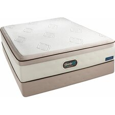 <strong>Simmons</strong> TruEnergy Paisley Evenloft Plush Memory Foam Top Mattress