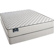 "BeautySleep Baytown 10.5""  Firm Euro Top Mattress"