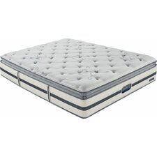 <strong>Simmons</strong> BeautyRest Recharge Lumberton Plush Pillow Top Mattress